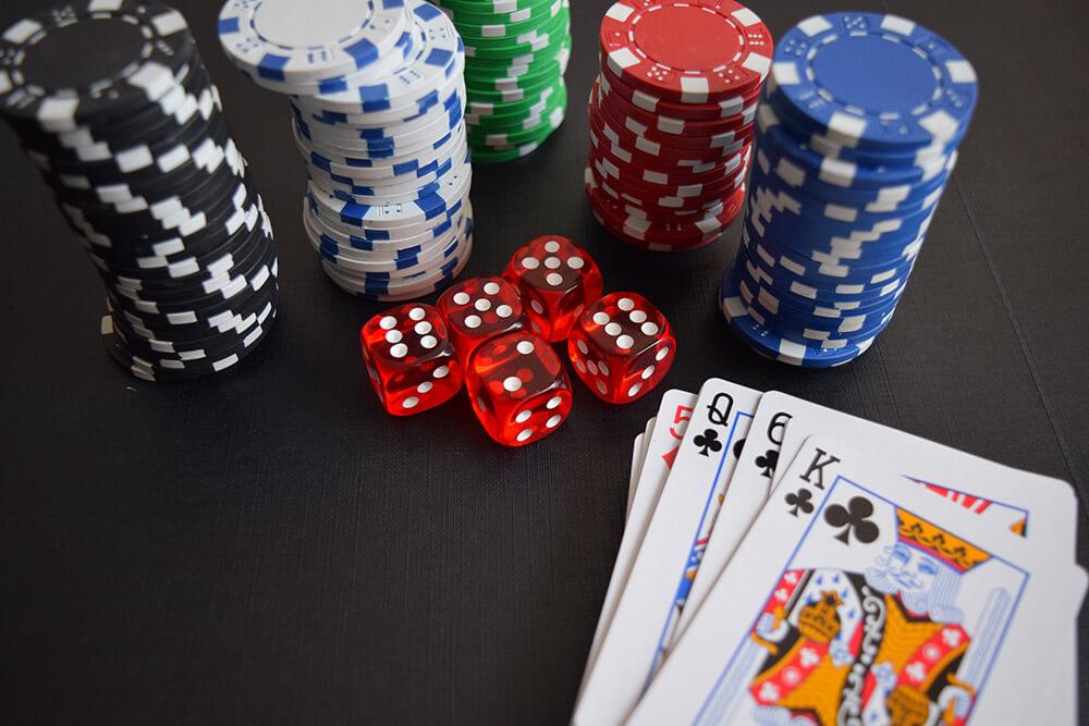 On-site activities - poker